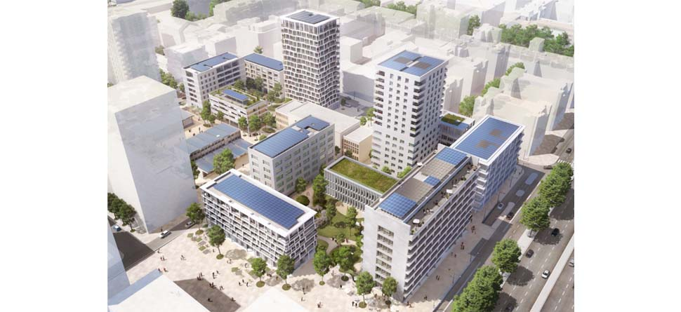 Lyon Confluence Bouygues Immobilier