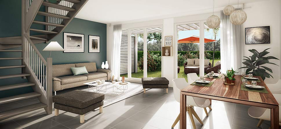 Programme immobilier neuf elo bouygues immobilier - Programme immobilier salon de provence ...