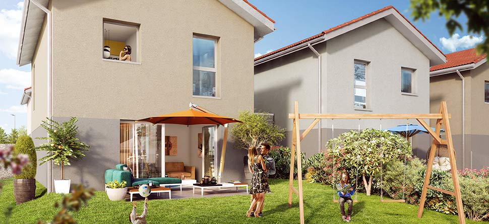 Résidence Maisons Green Archipel
