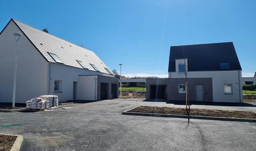 Programme immobilier neuf Le Hameau du Roule