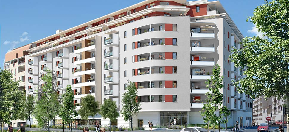 Programme immobilier neuf delta parc bouygues immobilier for Appartement a acheter marseille