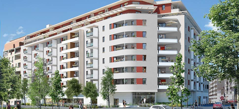 Programme immobilier neuf delta parc bouygues immobilier for Appartement acheter marseille