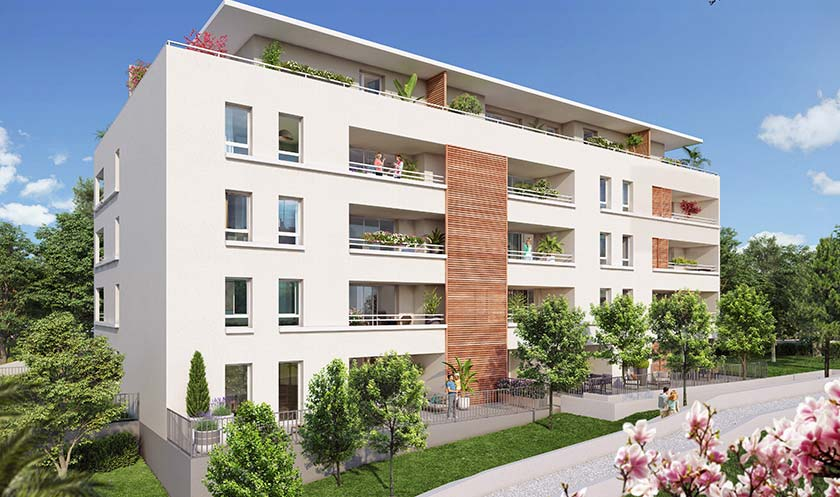 Programme immobilier neuf Arboressence