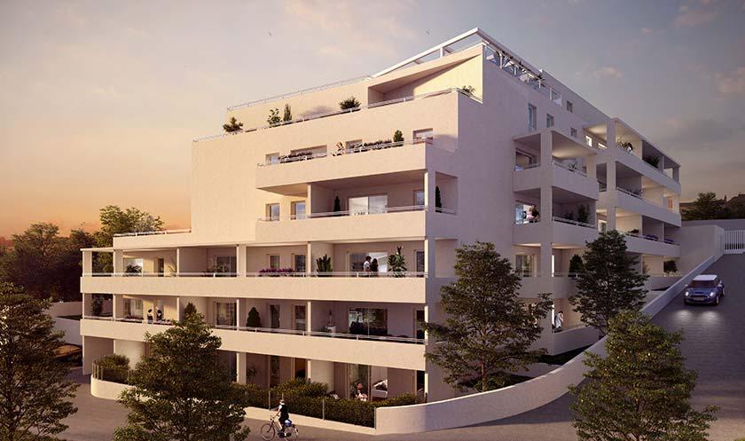 Programme immobilier neuf 174 Floréal