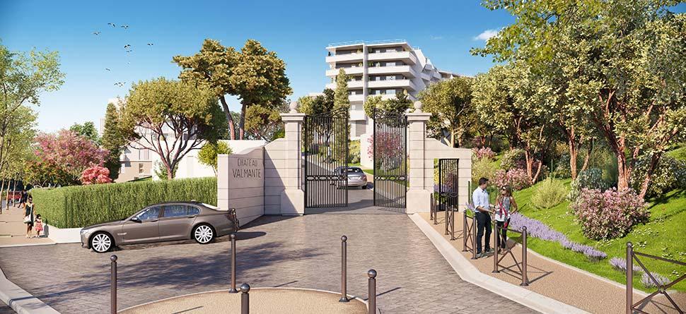 Résidence Chateau Valmante - ADMIR'