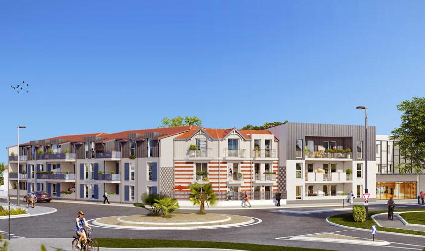 Achat-Vente-Studio-Poitou-Charentes-CHARENTE MARITIME-Chatelaillon-Plage