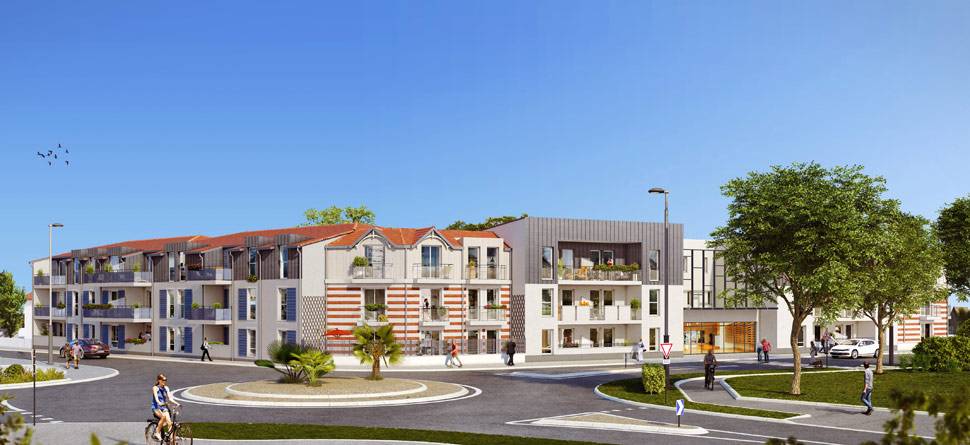 Programme immobilier neuf residence allionis bouygues for Residence immobilier
