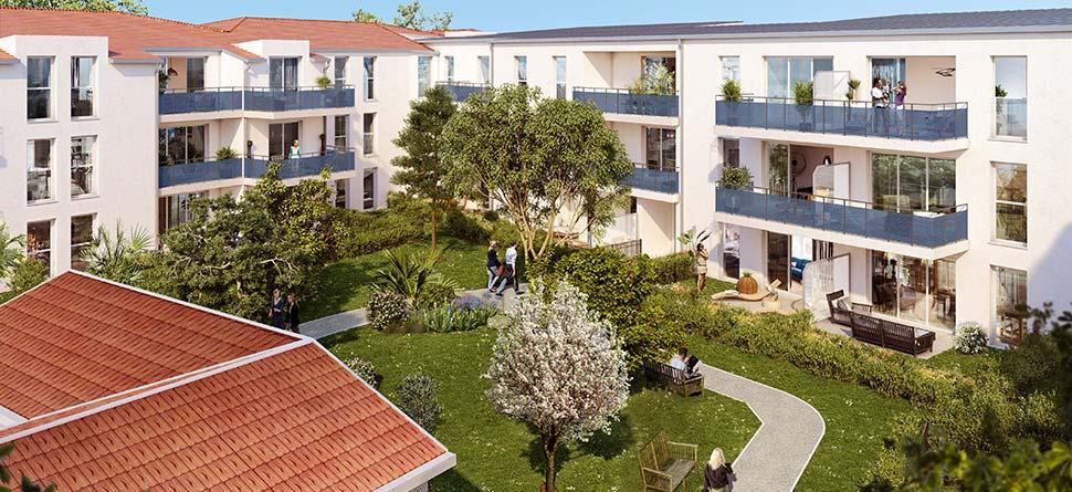 Programme immobilier neuf residence allionis bouygues for Residence neuf