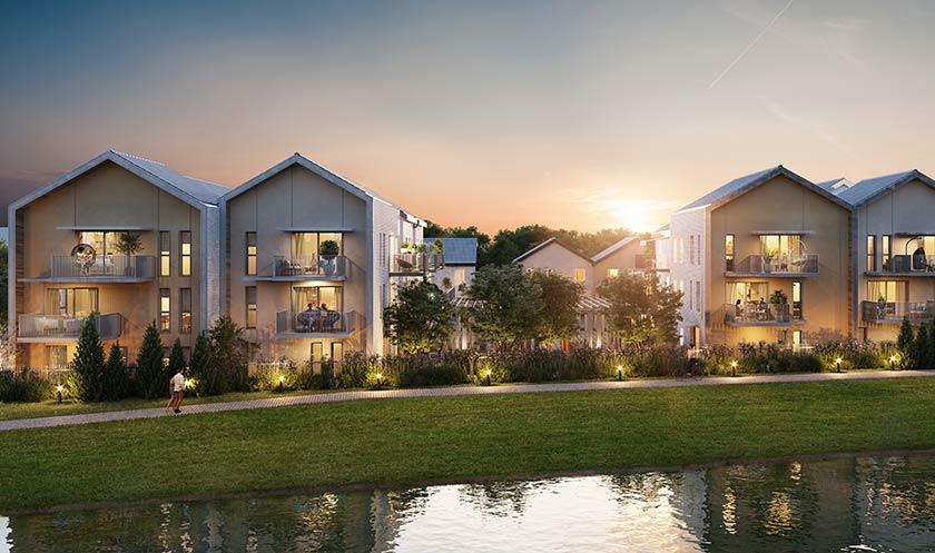 Programme immobilier neuf VIA TASTA