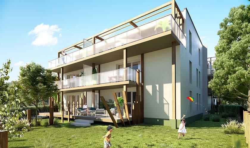 Programme immobilier neuf InspiR'
