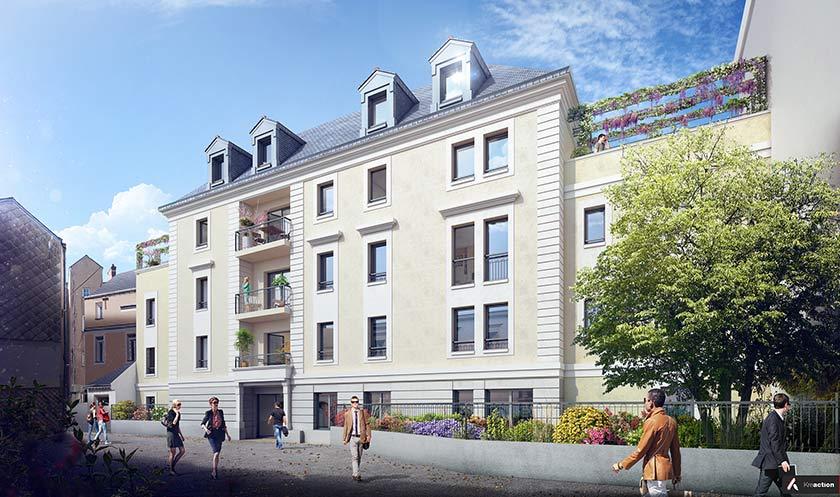 Achat-Vente-4 pièces et +-Pays-De-La-Loire-MAINE ET LOIRE-Angers