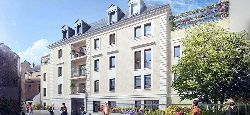 Résidence 34 Rue des Arènes