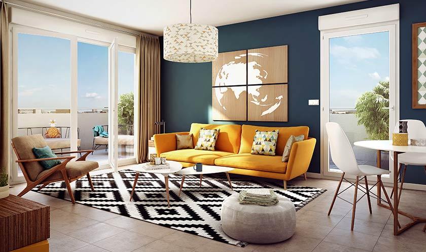 Programme immobilier neuf ECOTOPIA