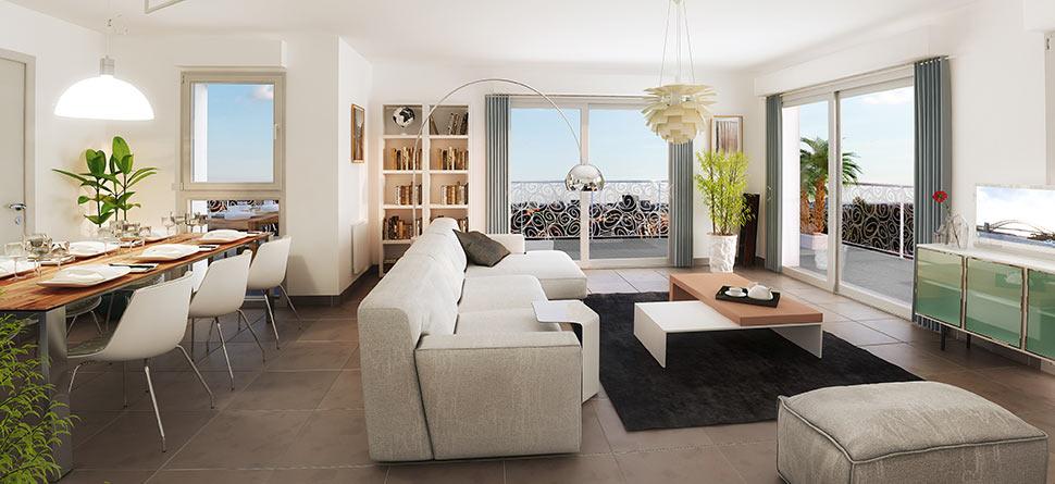 Appartements à 5ème Avenue