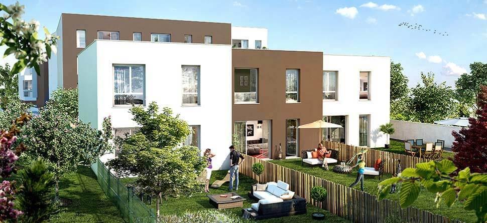 Résidence Un Jardin en Ville