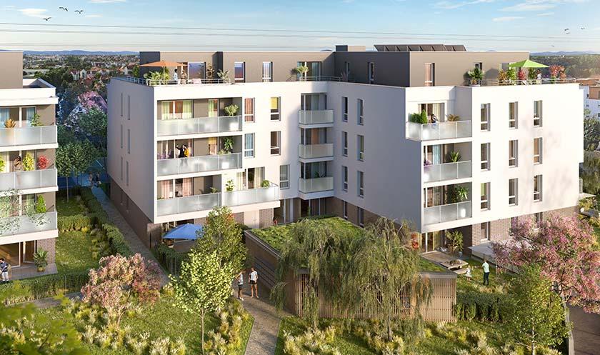 Programme immobilier neuf ECKO