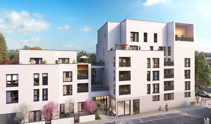Programme immobilier neuf NEO