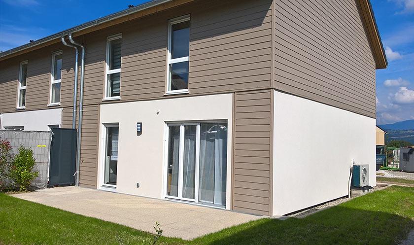 Neuf maison la biolle 73410 sur le partenaire for Maison neuf