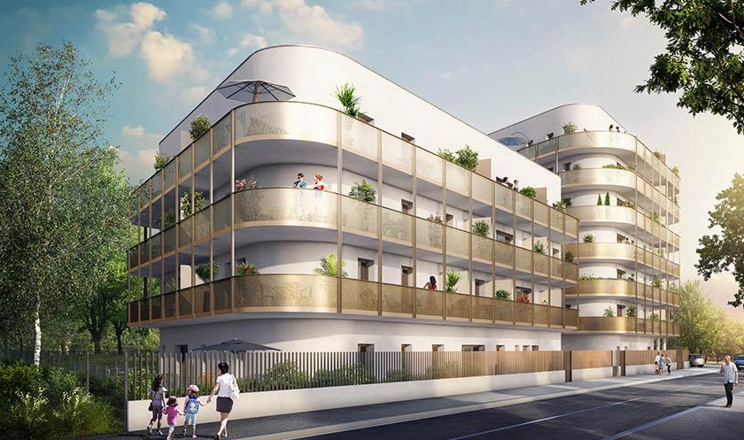 Programme immobilier neuf Arabesque