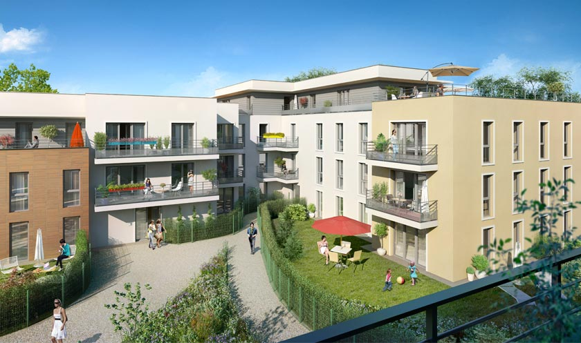 Achat-Vente-3 pièces-Ile-De-France-YVELINES-MAREIL-MARLY