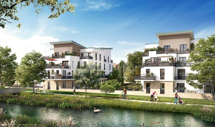 Achat-Vente-3 pièces-Ile-De-France-YVELINES-BOIS-D-ARCY