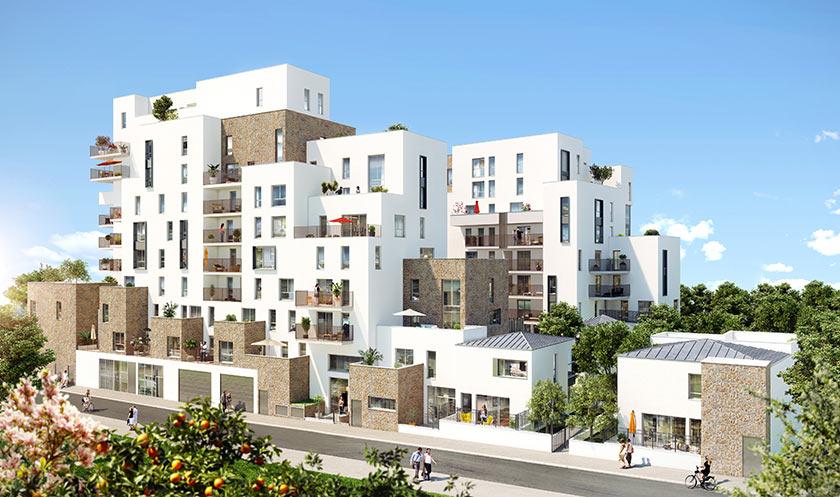 Appartement vendre acheres 78260 annonces et prix for Prix m2 montpellier