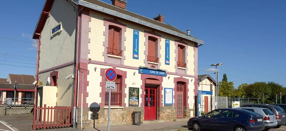 Gare SNCF de Limay (ligne J)
