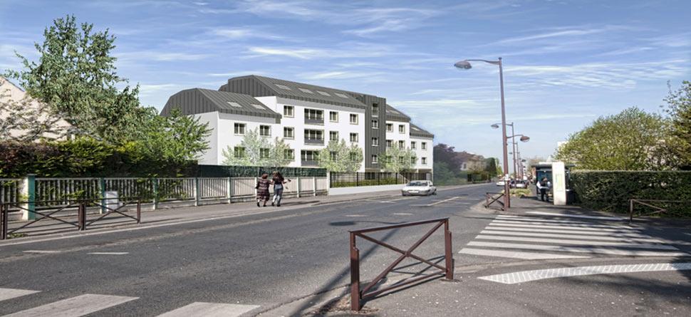 Résidence Viry-Châtillon