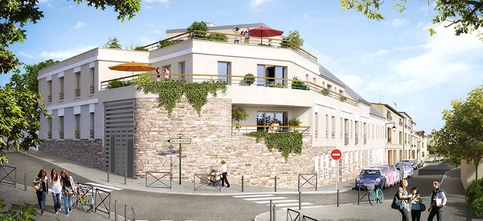 Résidence Le Mont Rodin