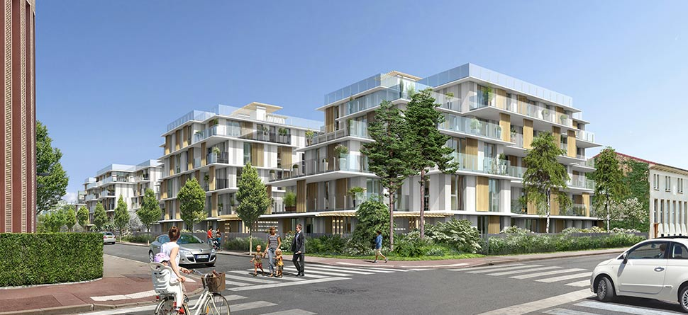 Programme immobilier neuf niwa bouygues immobilier for Prix appartement neuf