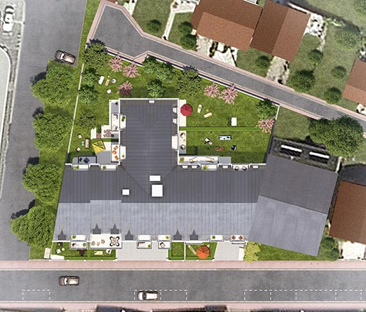 Programme Immobilier neuf - VILLA PARISIENNE - Bouygues Immobilier
