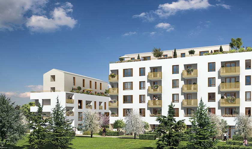 Programme immobilier neuf ELOGE