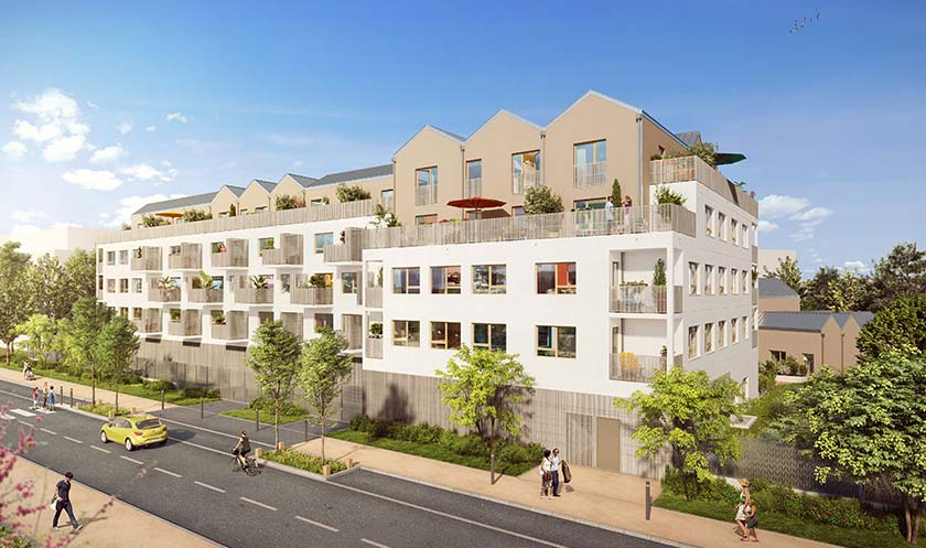 Programme immobilier neuf SO PARC