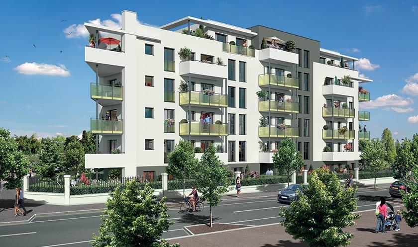 Programme immobilier neuf NOVELIA