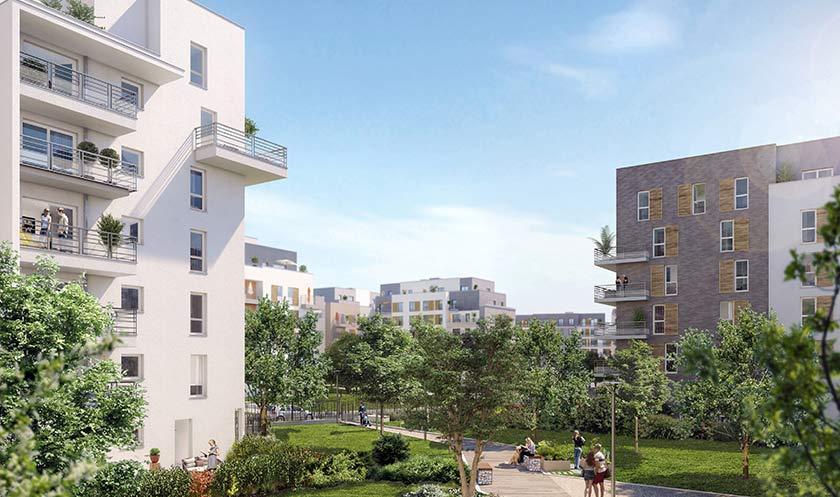 Neuf Appartement Créteil 94000 4 Pièces