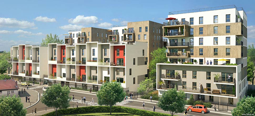 Programme immobilier neuf aktuel bouygues immobilier for Residence neuf