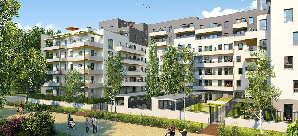 Programme immobilier neuf villa tassigny bouygues for Residence immobilier
