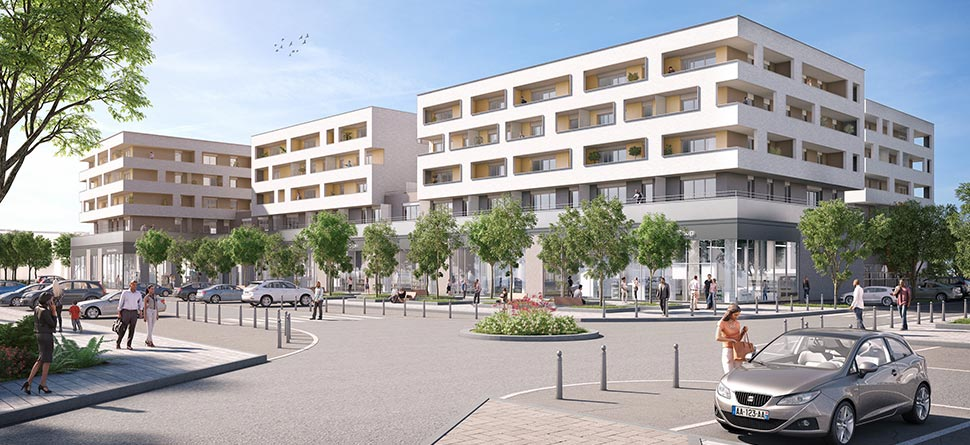 Programme immobilier neuf urbancity bouygues immobilier for Programme neuf immobilier