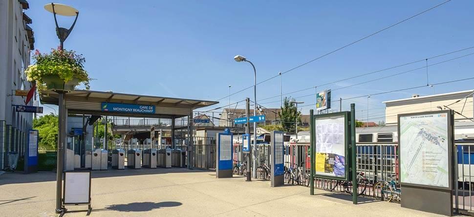 Gare de Montigny-Beauchamp