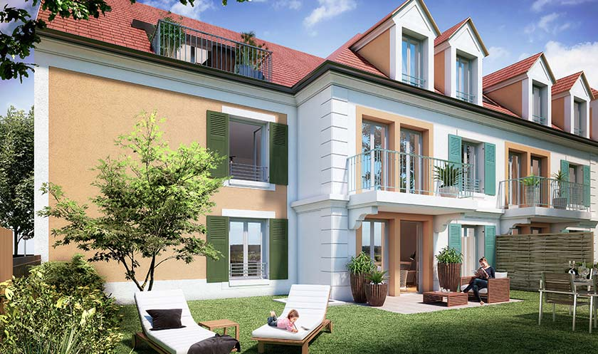 Programme immobilier neuf Manon Roland