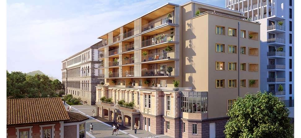 Résidence L'INTEMPOREL - HOTEL DIEU