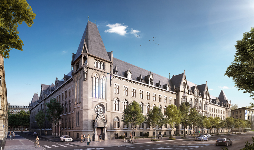 Programme immobilier neuf HOTEL DES POSTES