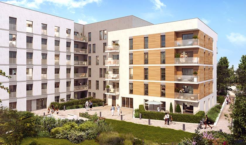 Programme immobilier neuf Ilot Jaurès - Coeur Champigny
