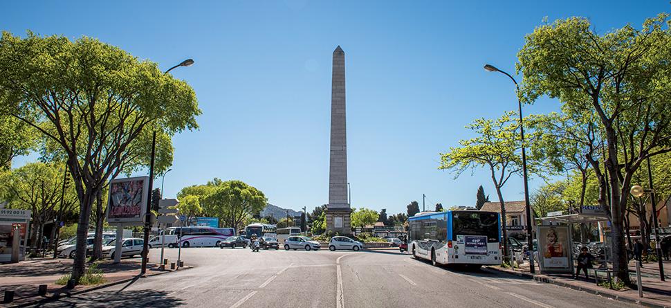 Obelisque Mazargues