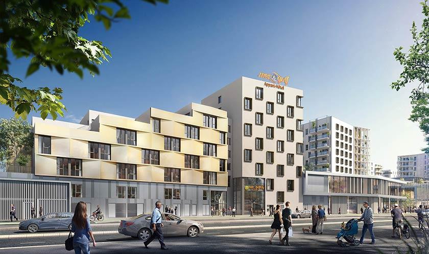 Neuf appartement bordeaux 33000 sur le partenaire for Logement sur bordeaux